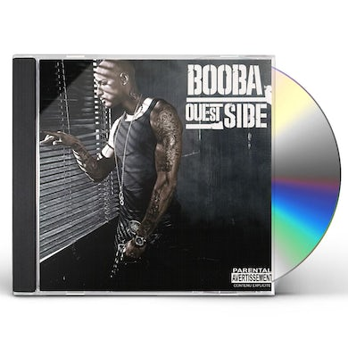 Booba OUEST SIDE CD