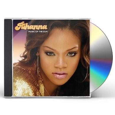 Rihanna MUSIC OF THE SUN CD