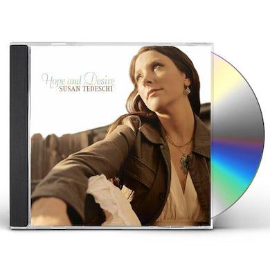 Susan Tedeschi HOPE & DESIRE CD