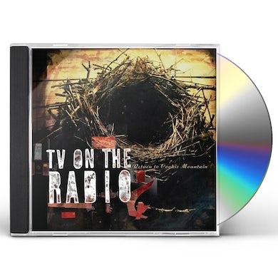 Tv On The Radio RETURN TO COOKIE MOUNTAIN CD