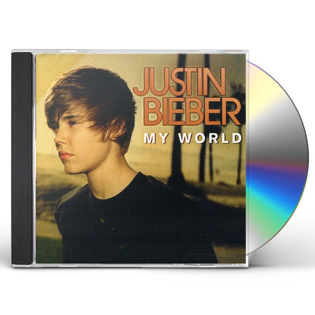 Justin Bieber MY WORLD CD