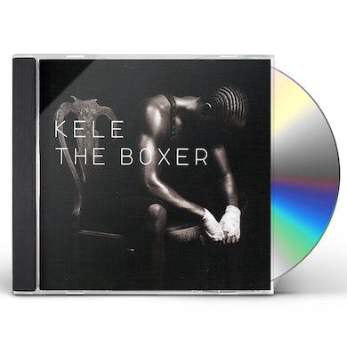 Kele BOXER CD