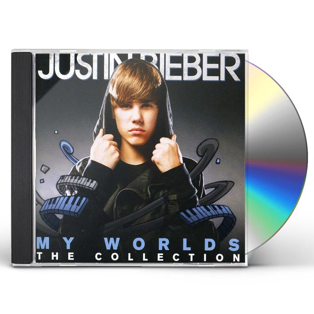 Justin Bieber MY WORLDS COLLECTION CD