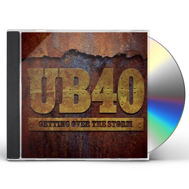 Ub40 GETTING OVER THE STORM CD
