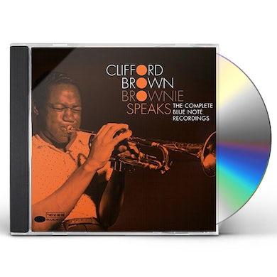 Clifford Brown BROWNIE SPEAKS / THE BLUE NOTE ALBUMS CD