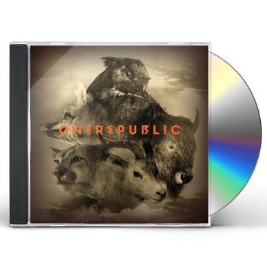 OneRepublic NATIVE: INTERNATIONAL EDITION CD