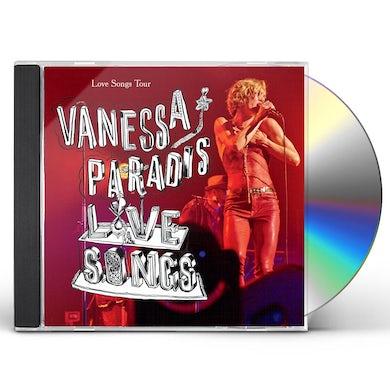 Vanessa Paradis LOVE SONGS TOUR CD