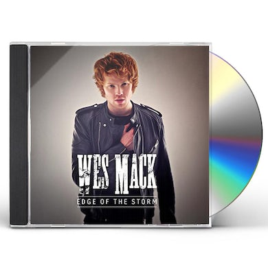 Wes Mack EDGE OF THE STORM CD