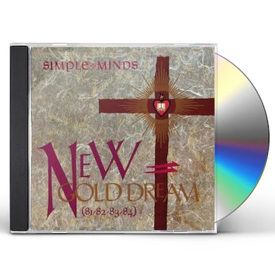 Simple Minds NEW GOLD DREAM (81/82/83/84) CD