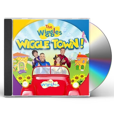 Wiggles WIGGLE TOWN! CD