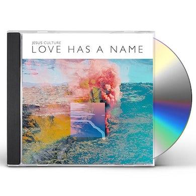 Jesus Culture LOVE HAS A NAME CD