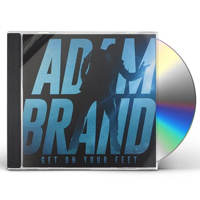 Adam Brand GET ON YOUR FEET CD