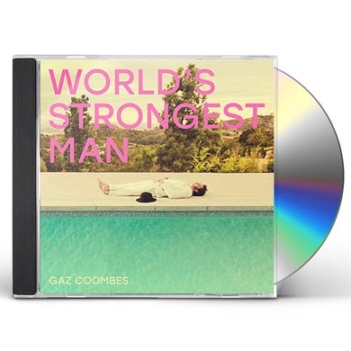 Gaz Coombes World's Strongest Man CD