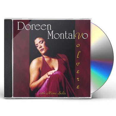 Doreen Montalvo VOLVERE CD