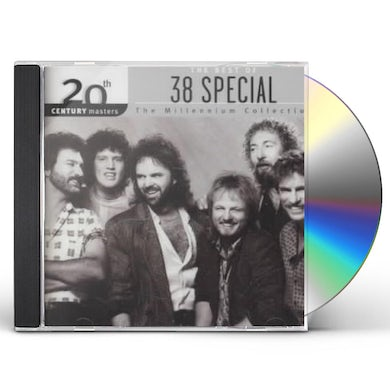 38 Special 20TH CENTURY: MILLENNIUM COLLECTION CD