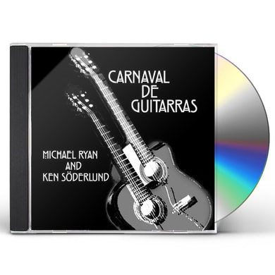 Michael Ryan CARNAVAL DE GUITARRAS CD