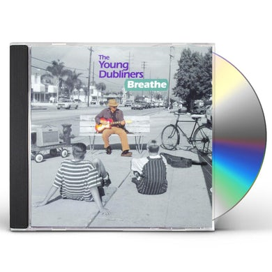 Young Dubliners BREATHE CD