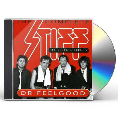 Dr Feelgood COMPLETE STIFF RECORDINGS CD