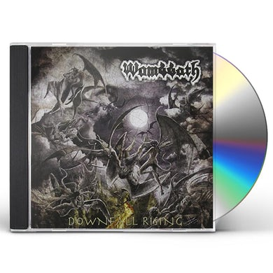 Wombbath DOWNFALL RISING CD