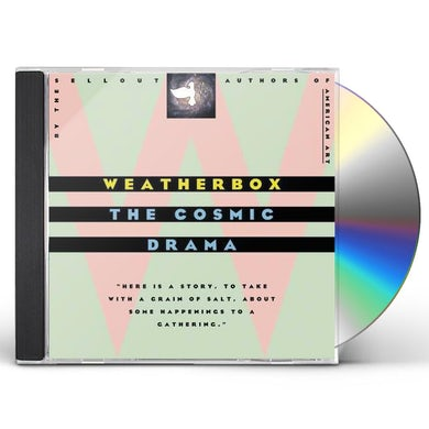 Weatherbox COSMIC DRAMA CD