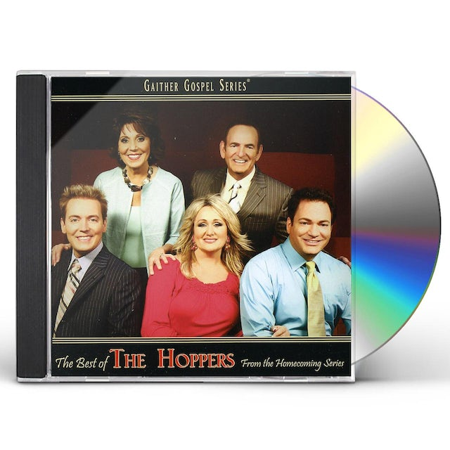 BEST OF THE HOPPERS CD