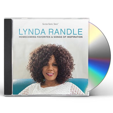 Lynda Randle HOMECOMING FAVORITES & SONGS OF INSPIRATION 1 CD