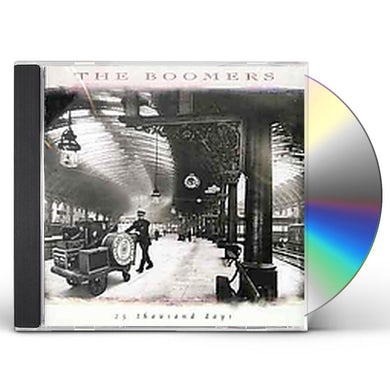 Boomers 25 THOUSAND DAYS CD