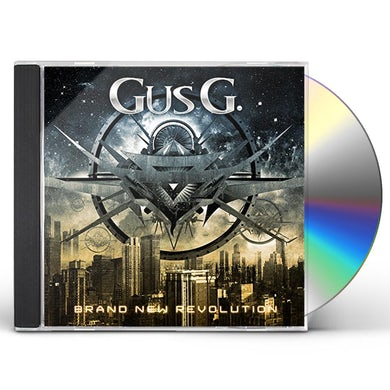 Gus G. BRAND NEW REVOLUTION CD