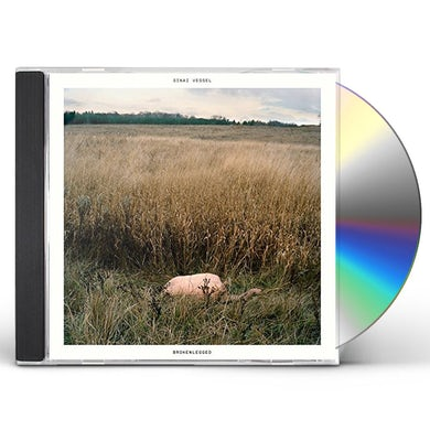 Sinai Vessel BROKENLEGGED CD