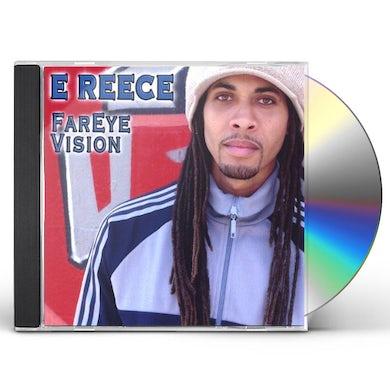 E Reece FAREYE VISION CD
