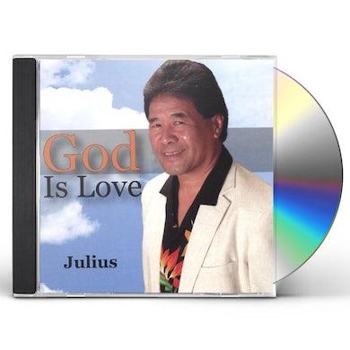 Julius GOD IS LOVE CD
