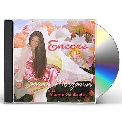 Sarah Morgann ENCORE CD