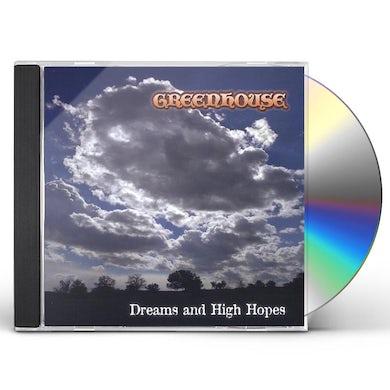 Greenhouse DREAMS & HIGH HOPES CD