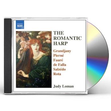 ROMANTIC HARP CD
