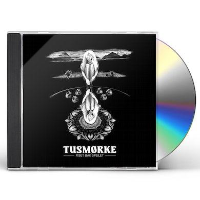 Tusmorke RISET BAK SPEILET CD