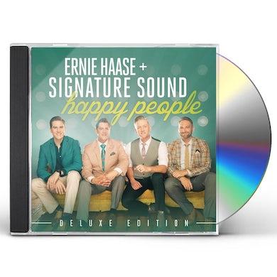 Ernie Haase & Signature Sound HAPPY PEOPLE CD