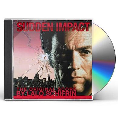 Lalo Schifrin SUDDEN IMPACT (SCORE) / Original Soundtrack CD