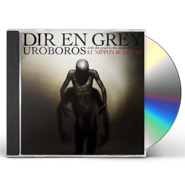Dir En Grey UROBOROS: WITH THE PROOF IN THE NAME OF LIVING CD