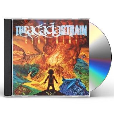 Acacia Strain CONTINENT CD