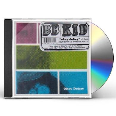 Boom Boom Kid OKEY DOKEY CD