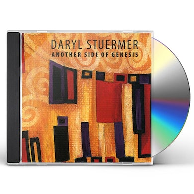 Daryl Stuermer ANOTHER SIDE OF GENESIS CD
