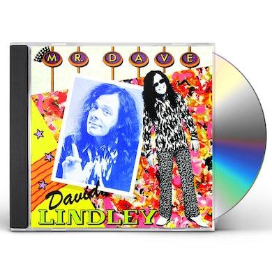 David Lindley MR. DAVE (2016 REISSUE) CD