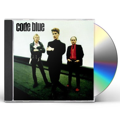 Code Blue DELUXE EDITION (24 TRACKS) CD