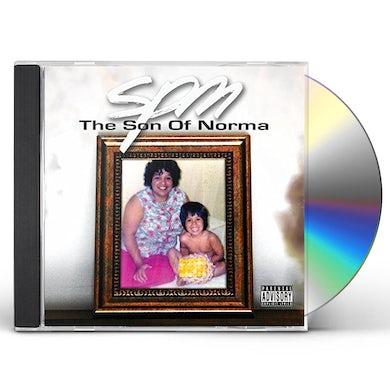 SPM SON OF NORMA CD
