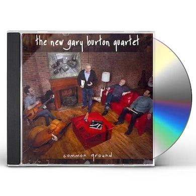 Gary Burton Common Ground CD