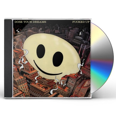 Fucked Up DOSE YOUR DREAMS CD