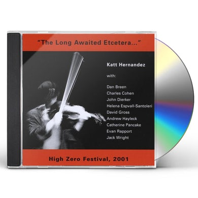 LONG AWAITED ETCETERA CD