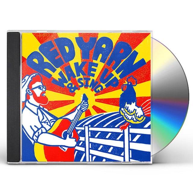 RED YARN WAKE UP & SING CD