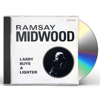 LARRY BUYS A LIGHTER CD