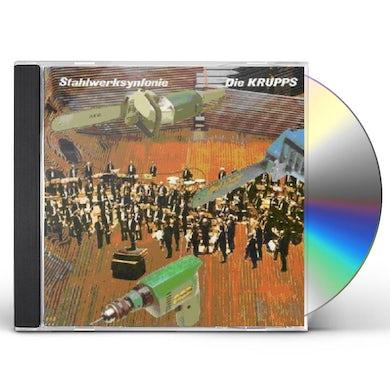Die Krupps STAHLWERKSINFONIE CD